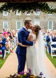 Jess Maggie Sottero Miss Bush bridal shop Surrey UK (2)