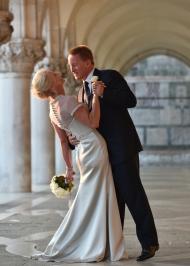 silver wedding dress nicola suzanne neville bespoke surrey uk (1)