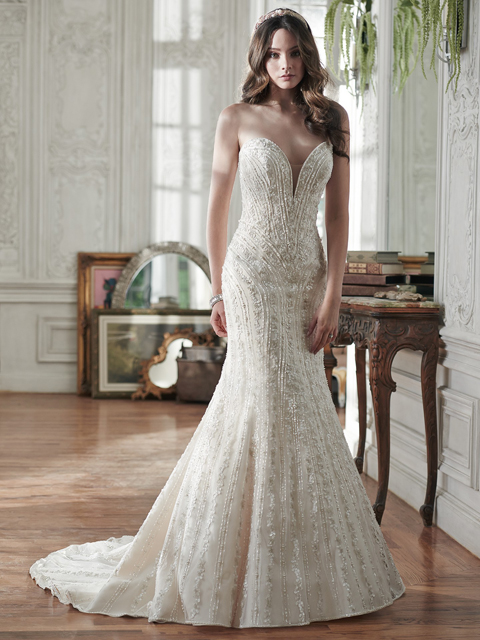 CARNEY maggie sottero 1