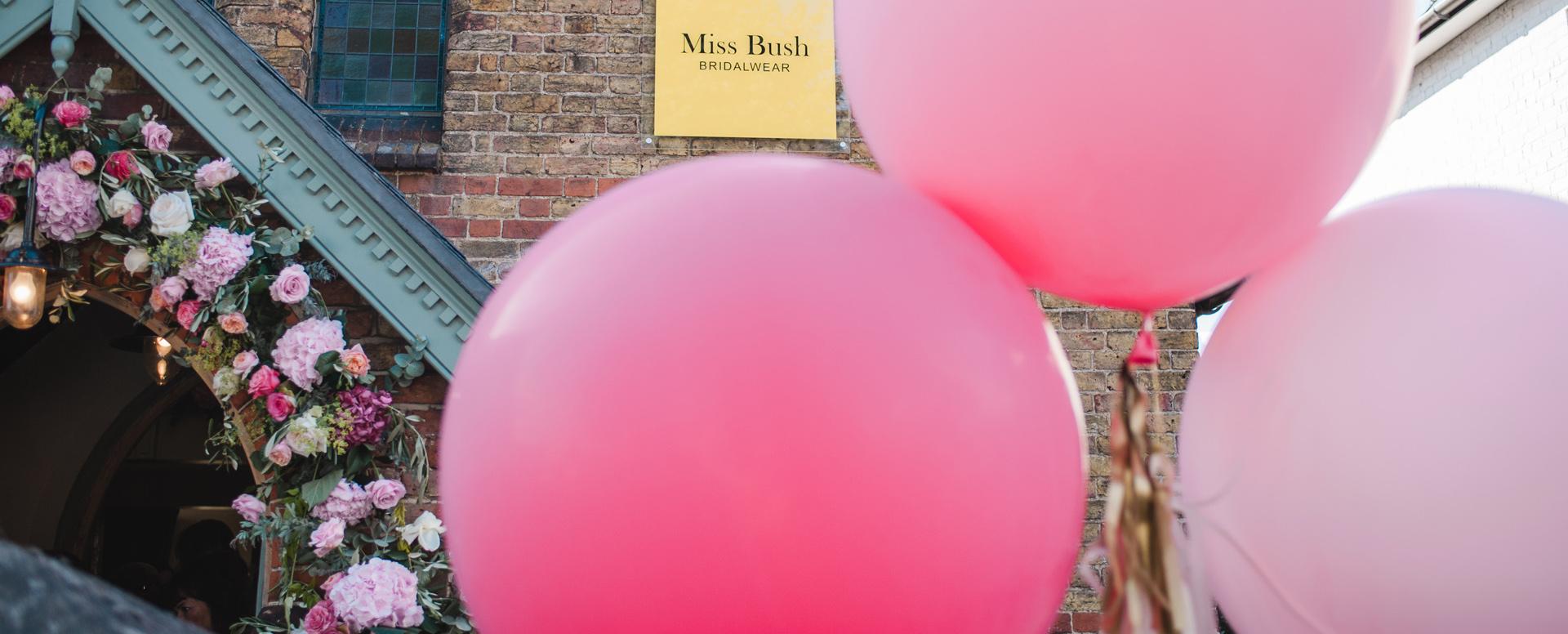 MISS BUSH 2