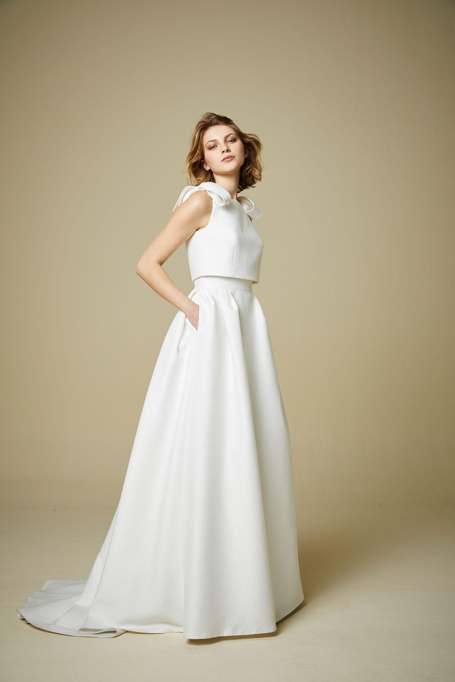 Jesus Peiro Wedding Dresses At Miss Bush Bridal Boutique