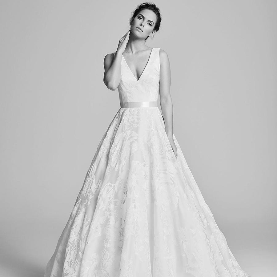 Suzanne Neville Rosa Wedding Dress Miss Bushmiss Bush