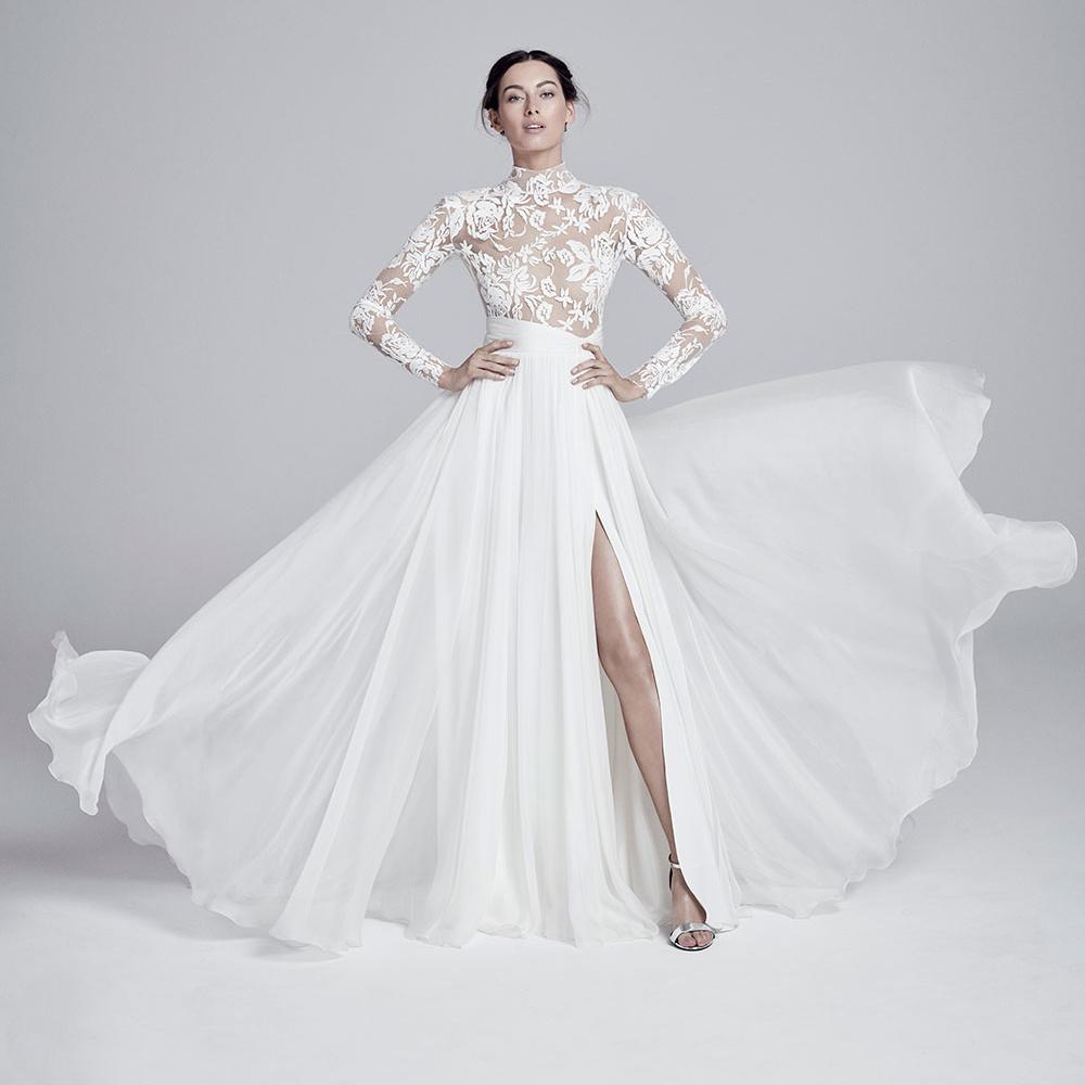 Suzanne Neville Luella Wedding Dress