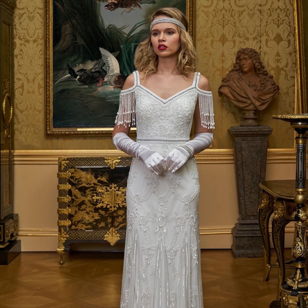 Eliza Jane Howell Versailles Wedding Dress