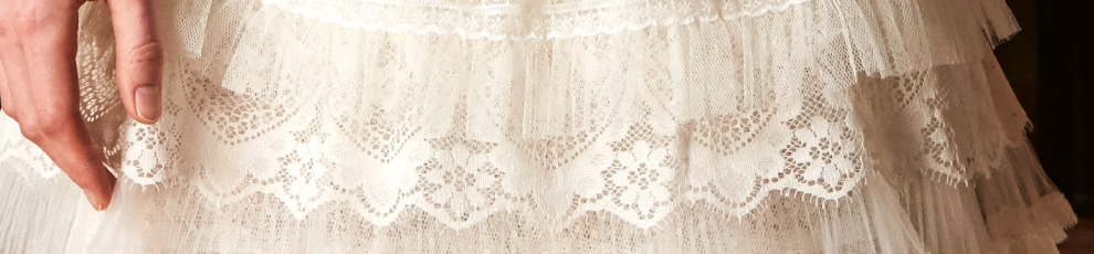 We Love Top-to-Toe Lace