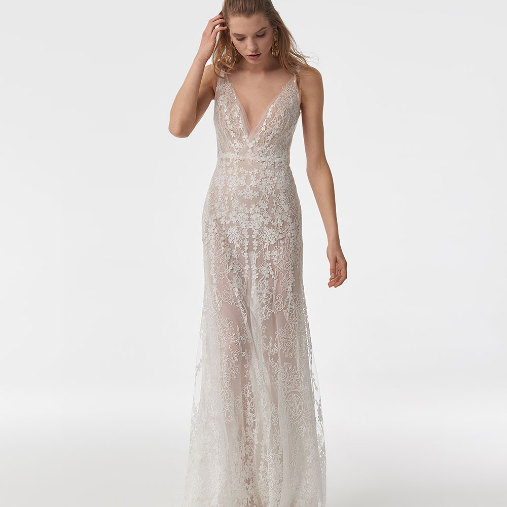 Anna Kara Sheena Wedding Dress At Miss Bush, Surrey